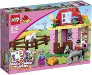 Lego Duplo 10500 Конюшня #
