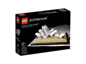 Lego Architecture 21012 Сиднейский оперный театр
