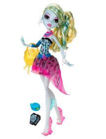 Кукла Лагуна Блю (Lagoona Blue), серия Смертельно прекрасный горошек, MONSTER HIGH
