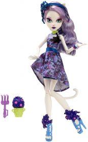 Кукла Кэтрин ДеМяу (Catrine DeMew), серия Мрак&Цветение, MONSTER HIGH