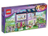 Lego Friends 41095 Дом Эммы #