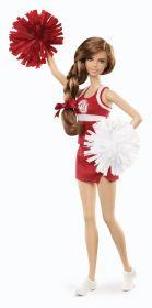 Кукла Барби Университет Оклахомы, серия Чирлидеры, BARBIE