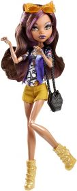 Кукла Клодин Вульф (Clawdeen Wolf), серия Бу Йорк Бу Йорк, MONSTER HIGH