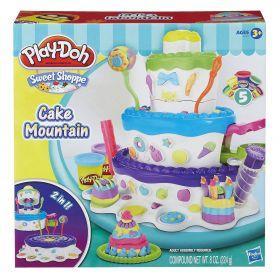 Набор игровой Праздничный торт, PLAY-DOH