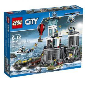 Lego City 60130 Остров-тюрьма #