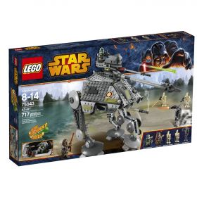 Lego Star Wars 75043 Шагающий танк AT-AP #