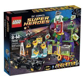 Lego Super Heroes 76035 Джокерленд #