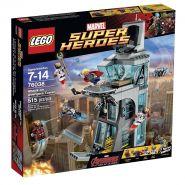 Lego Super Heroes 76038 Нападение на башню Мстителей #