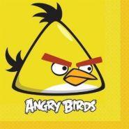 Набор салфеток (16 шт), ANGRY BIRDS
