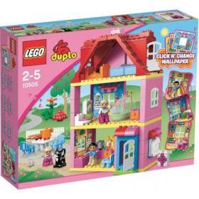 Lego Duplo 10505 Кукольный домик #