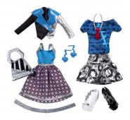 Набор одежды Фрэнки Штейн (Frankie Stein Deluxe Fashion Pack), MONSTER HIGH