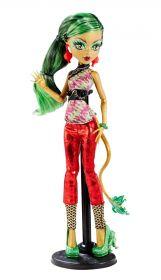 Кукла Джинафайр Лонг (Jinafire Long), серия Новый Скарместр, MONSTER HIGH