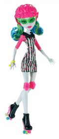 Кукла Гулия Йелпс (Ghoulia Yelps), серия Спорт, MONSTER HIGH