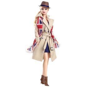 Кукла Барби Великобритания, серия Куклы мира, BARBIE