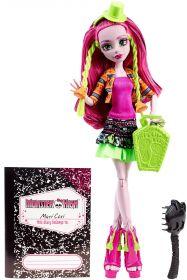 Кукла Марисоль Кокси (Marisol Coxi), серия Школьный обмен, MONSTER HIGH