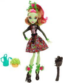 Кукла Венера МакФлайтрап (Venus McFlytrap), серия Мрак&Цветение, MONSTER HIGH