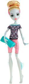 Кукла Лагуна Блю (Lagoona Blue), серия Фантастический фитнесс, MONSTER HIGH