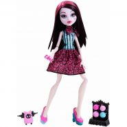Кукла Дракулаура (Draculaura), серия Карнавал, MONSTER HIGH