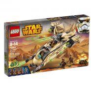 Lego Star Wars 75084 Боевой корабль Вуки #